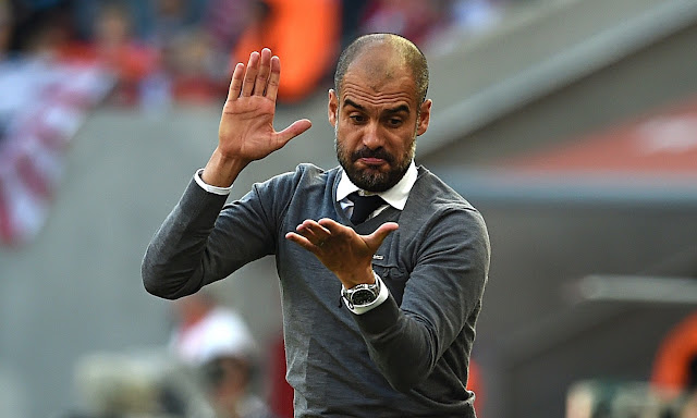 Pep Guardiola's departure at end of season confirmed by Bayern Munich