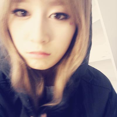 T-ara Jiyeon Selca 16032013