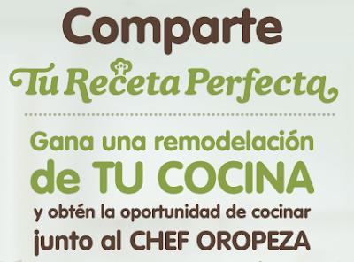 premios promocion Knorr Suiza remodela tu cocina Mexico 2011