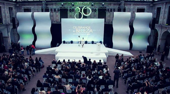 Convenção Oriflame 2015