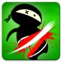 Stupid Ninjas Icon Logo
