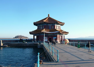 Back to Lan House of the Zhan Qiao, enjoy it in your China travel tour to take a leisure vacation in Qingdao.