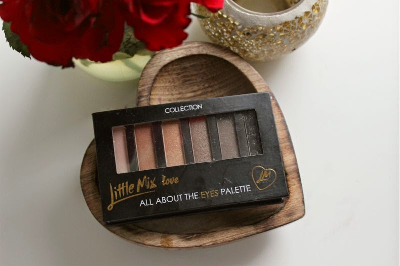 Collection Little Mix Love Eye Palette