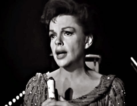 Randy report judy garland s tribute to jfk shortly after his death