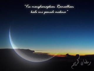 Andai ini Ramadhan Terakhir