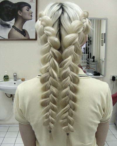 Local Fashion Forty And One Braid Hairstyles