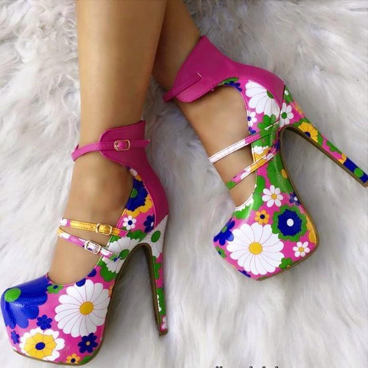 High Heels Designs #9.