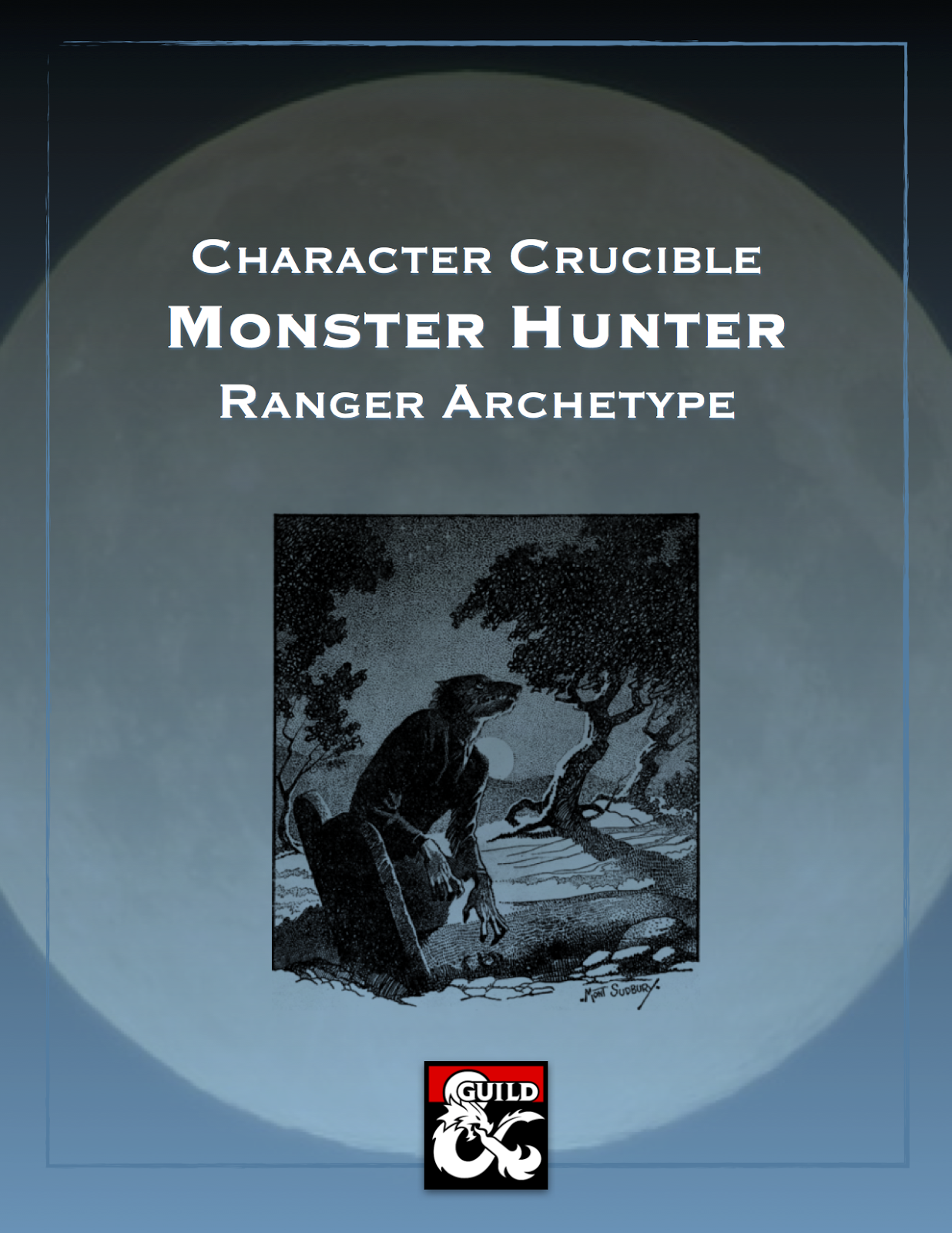 Character Crucible Series