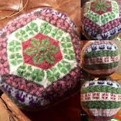 Mysteriestickning med Nördic Knitting