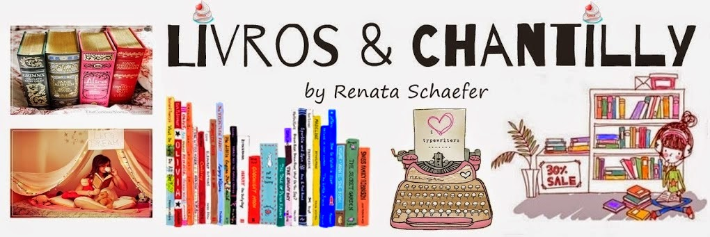 Blog Livros e Chantilly
