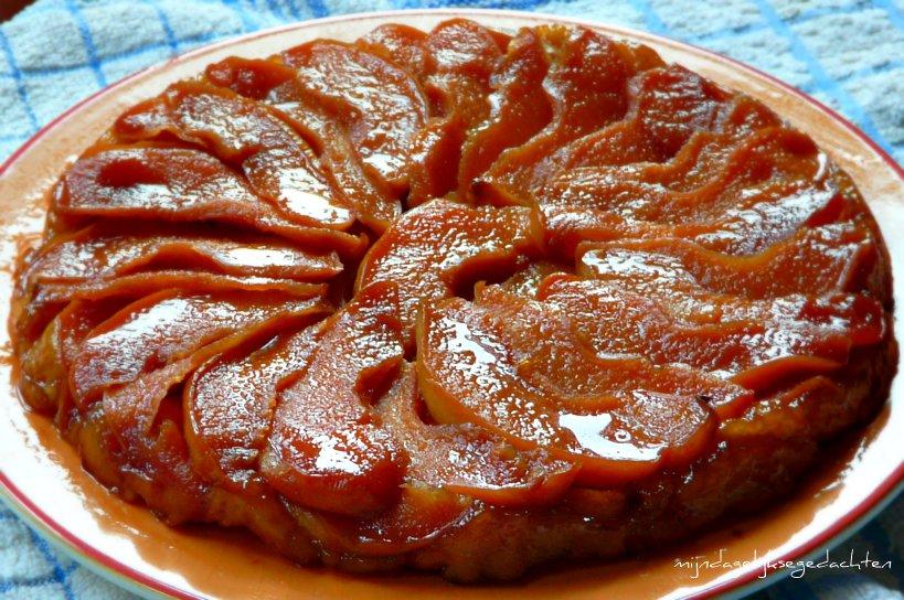 Яблочный пирог с карамелью рецепт с фото