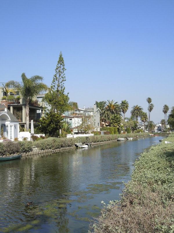 Venice Canals Southern California