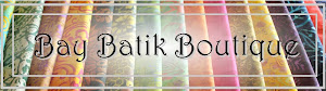 Bay Batik Boutique Web Shop