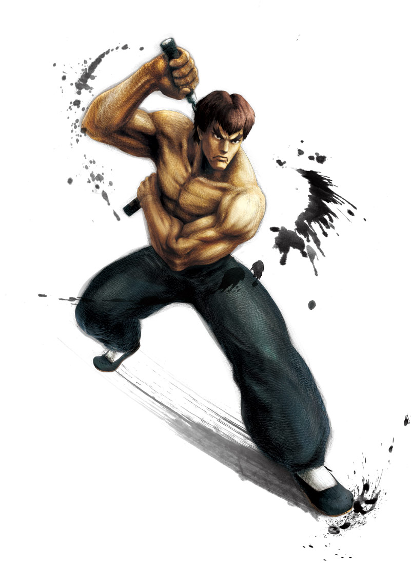 Street Fighter HD & Widescreen Wallpaper 0.388660926818713