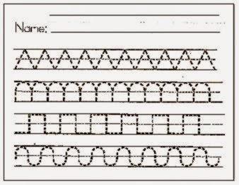 free printable preschool worksheets free printable alphabet - Preschool Pages Free
