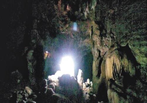 Goa Tou Mulangke Sulawesi Tengah
