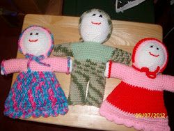 My Buddy & Baby Bunting Dolls