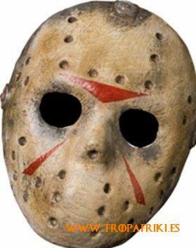 Máscara Jason Hockey 8,99€