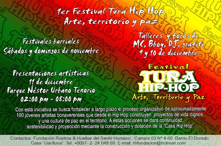1ER FESTIVAL DE HIP HOP EN BUENAVENTURA