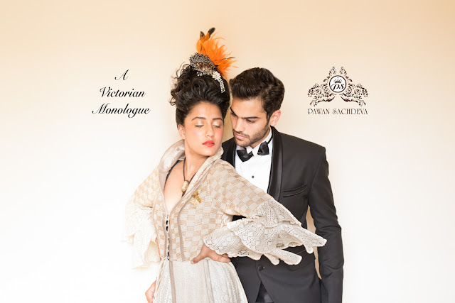 Designer Pawan Sachdeva A Victorian Monologue