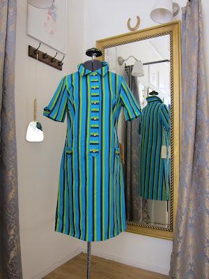 Swedish vintage dress