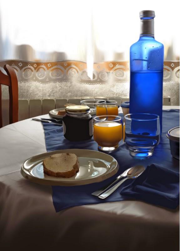 Luz de desayuno
