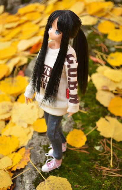 Yuzuha ゆずは doll