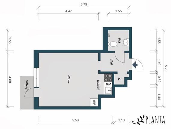 quitinete em ordem - solução para pouco espaço - preto e branco na decoração - sala de jantar pequena