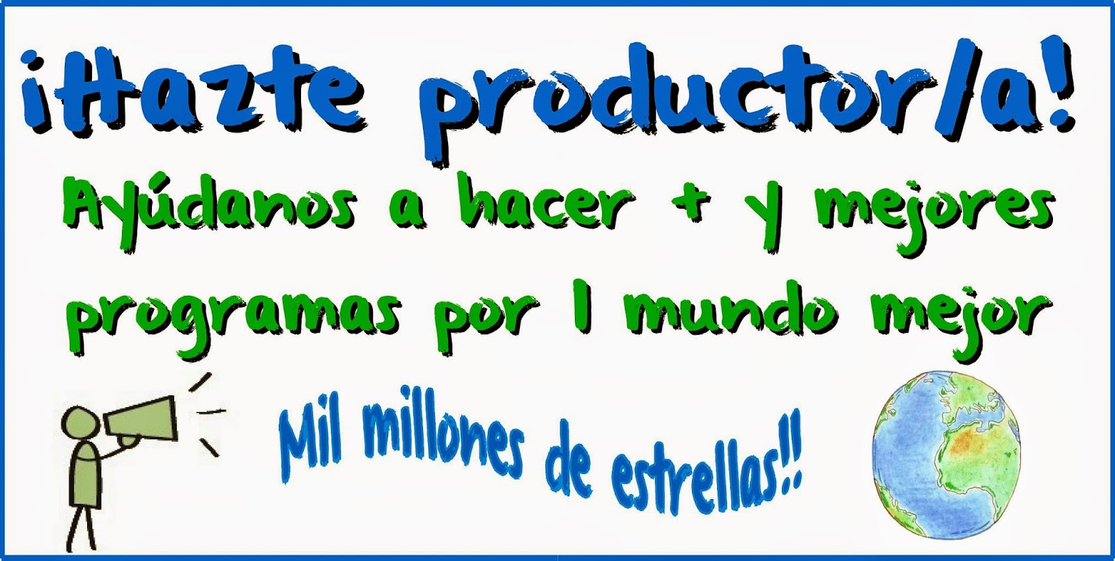 http://keducacion.blogspot.com.es/2014/11/hazte-productora.html