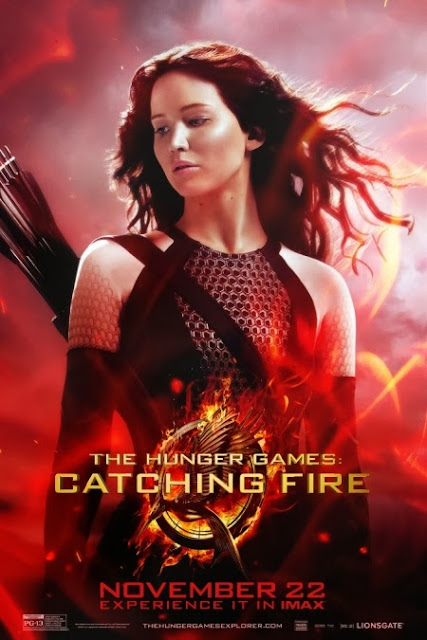 The Hunger Games Catching Fire 2013 Hindi Dubbed Dual R6 WEBRIP 300mb