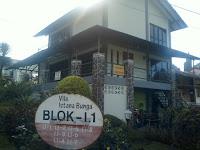 sewa villa lembang villa john