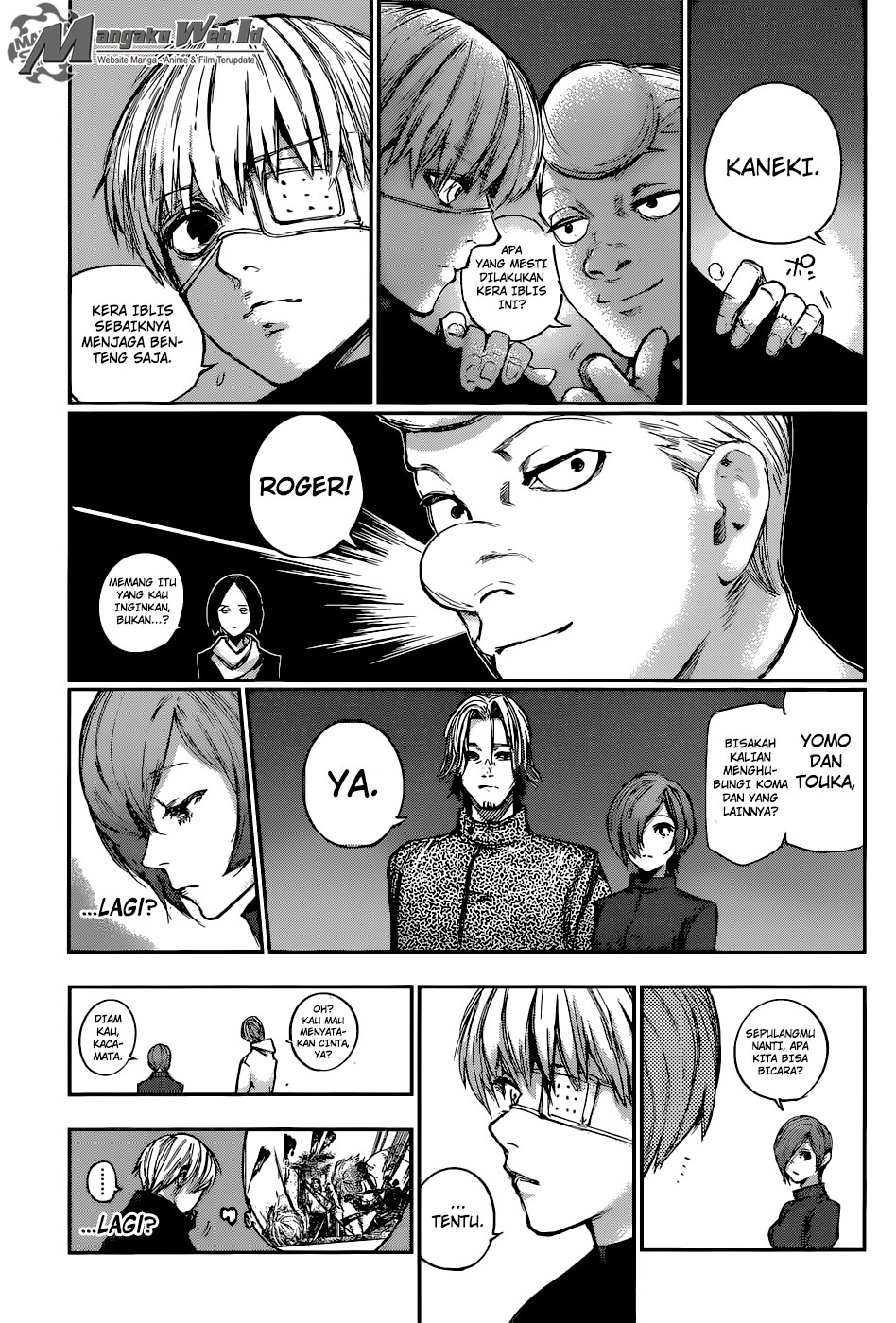 Tokyo Ghoul:re Chapter 104-15