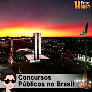 Pocket Hobby - www.pockethobby.com - Concursos Públicos no Brasil
