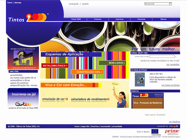 website-old-tintas2000