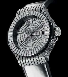 Basel 2013 Hublot BIG BANG CAVIAR Steel Diamonds