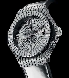 Basel 2013 Hublot BIG BANG CAVIAR Steel Diamonds