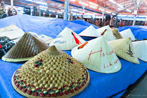 Traditional Vietnamese Hats