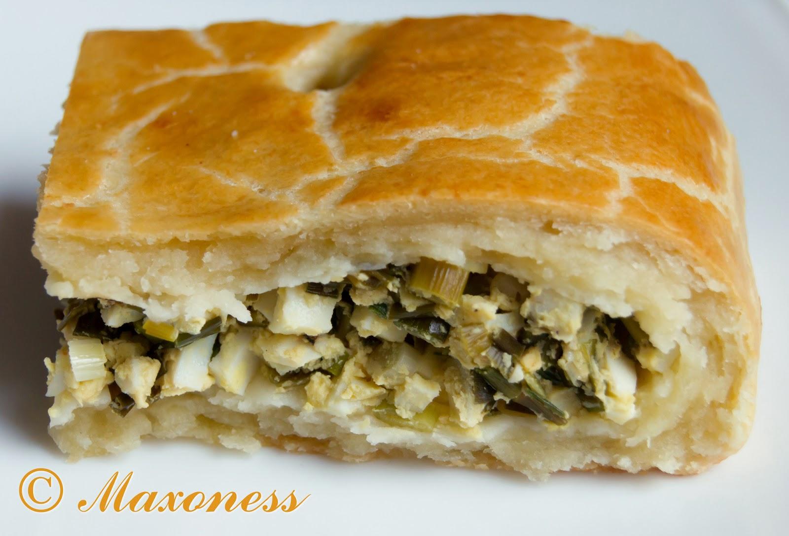 Рецепт пирожков с яйцом и зеленым луком в духовке пошаговый рецепт с