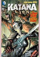Katana #2 Cover