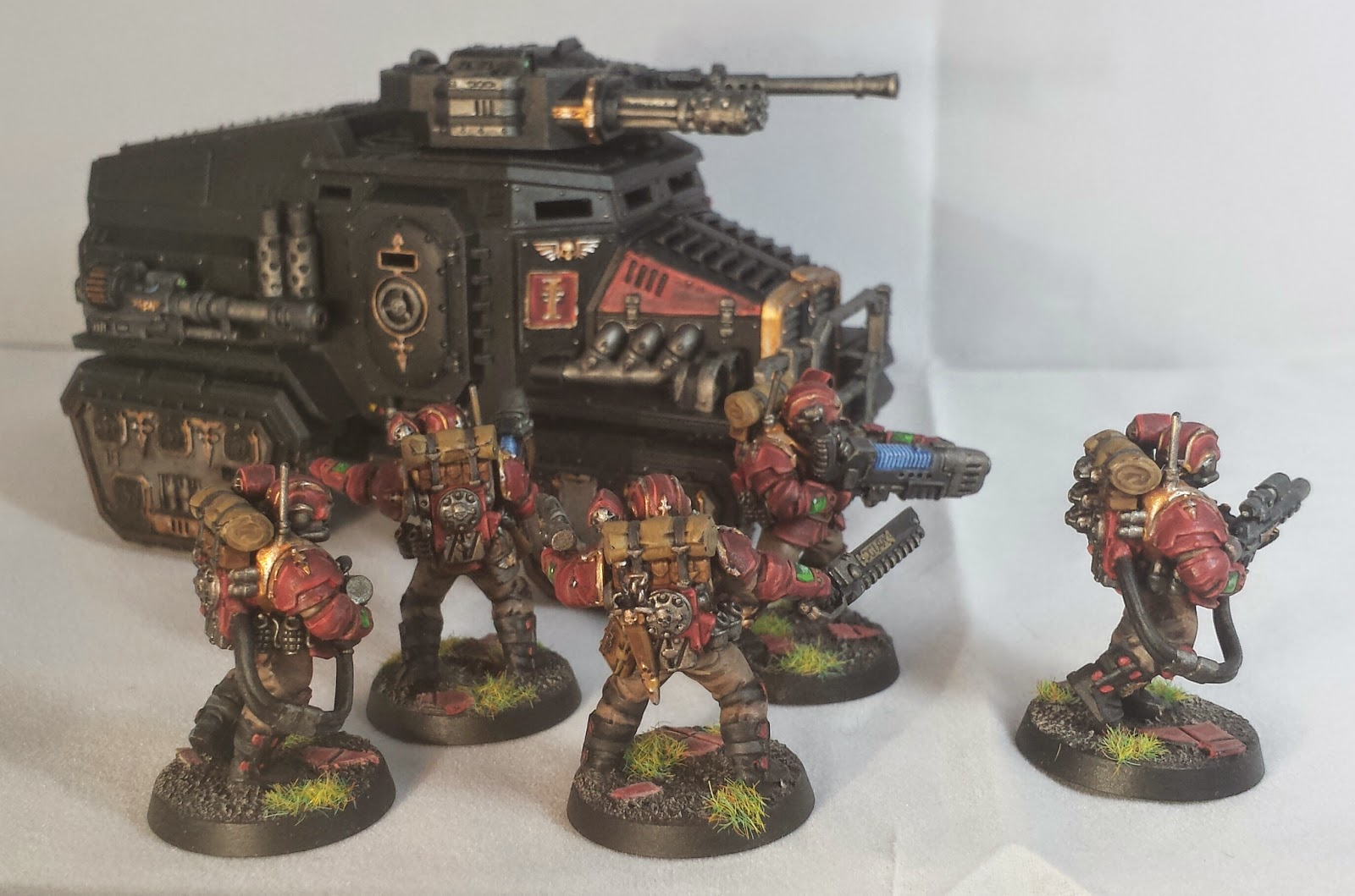 Can I Paint My Army Any Colour