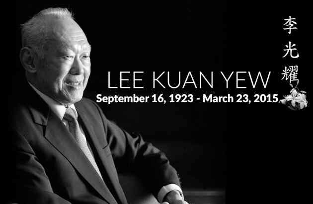 LEE KUAN YEW (91 years old)