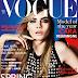 Cara Delevingne for Vogue UK