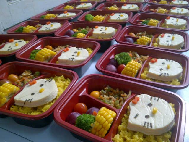 Anak-anak membutuhkan asupan nutrisi seimbang untuk bisa beraktivitas