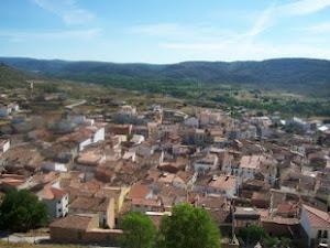 Cañete, en la serranía de Cuenca