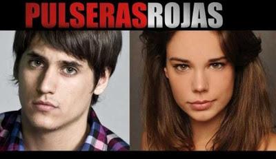 Nuevos personajes de la serie Pulseras Rojas
