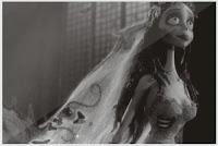 Ilustrações para Post: A noiva cadáver (Tim Burton)