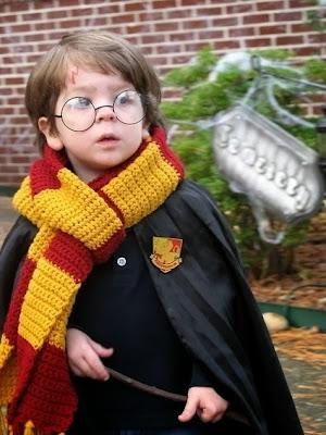 Cosplay Harry Potter Criança