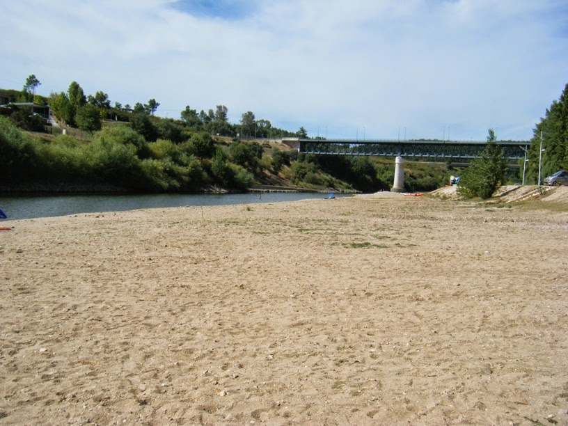 Praia Fluvial de Constância