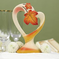 Autumn Wedding Cake Toppers4
