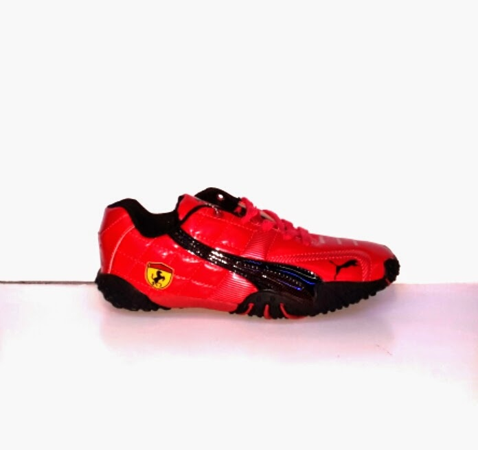 Agen Sepatu Puma Ferrari Classic Harga Grosir Termurah - Toko Sepatu ... 40d7f506be